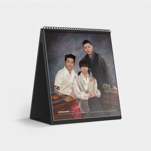 [11/29(FRI) PRE-ORDER OPEN] EPIK HIGH 2020 CALENDAR케이팝스토어(kpop store)